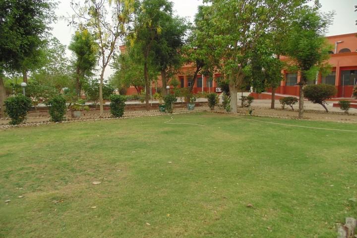Kendriya Vidyalaya No 2-Garden