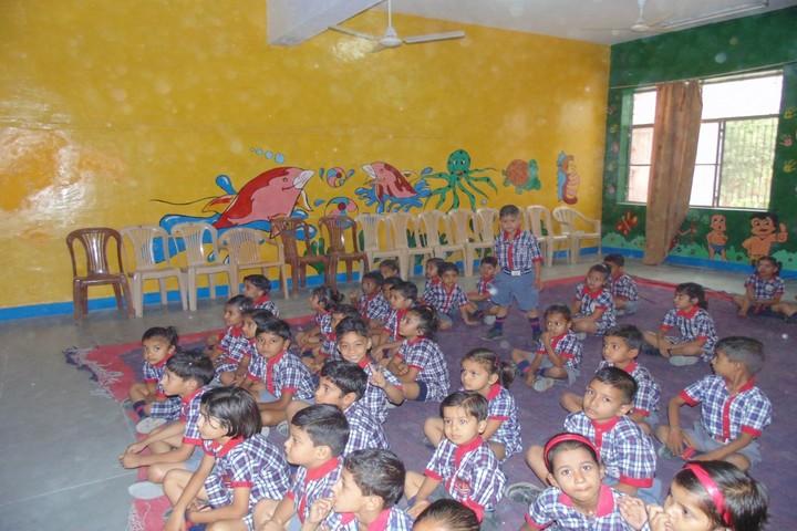 Kendriya Vidyalaya No 2-Kids Activity Room