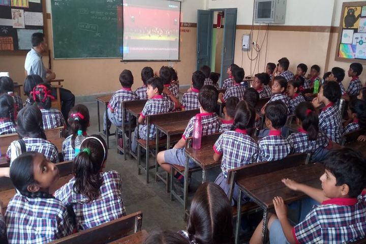 Kendriya Vidyalaya No 3-Digital Class Room