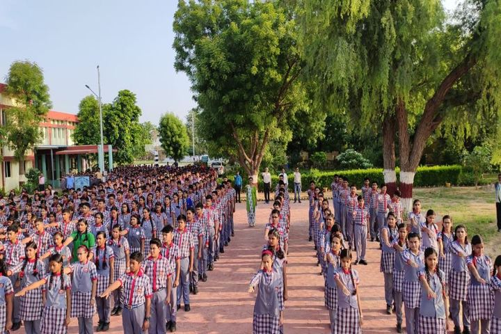 Kendriya Vidyalaya No3-Morning Assembly