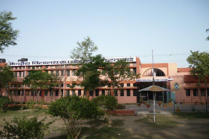 Kendriya Vidyalaya No.1-Campus View