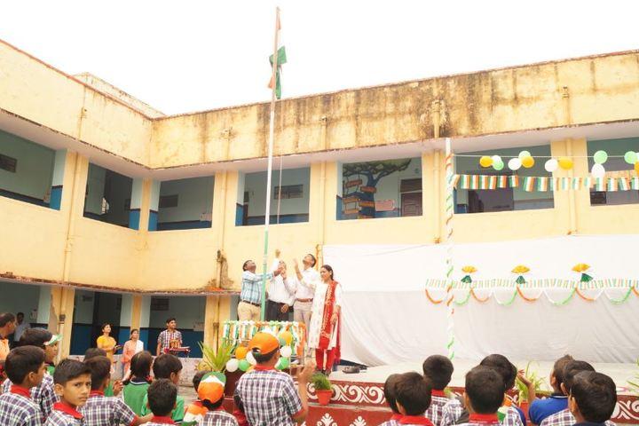 Kendriya Vidyalaya No.1-Flag Hosting