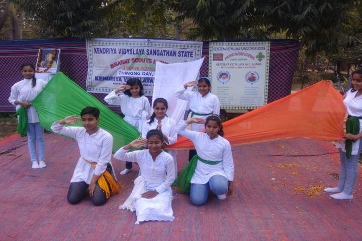 Kendriya Vidyalaya No.1-Patriotic Day