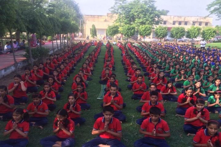Kendriya Vidyalaya No.1-Yoga