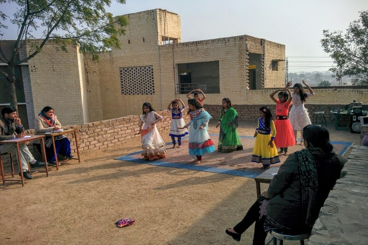 Keshav Kids Garden School-Dance