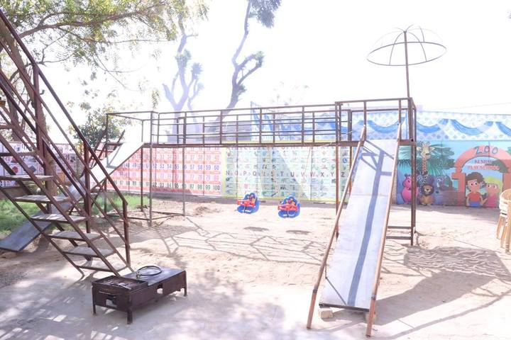 Keshav Kids Garden School-Play Area
