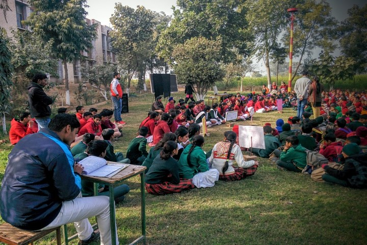 Keshav Kids Garden School-Quiz Competition