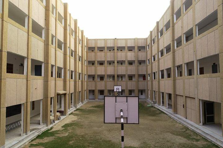 Khalsa Academy Shikshan Samiti-Basket Ball Court