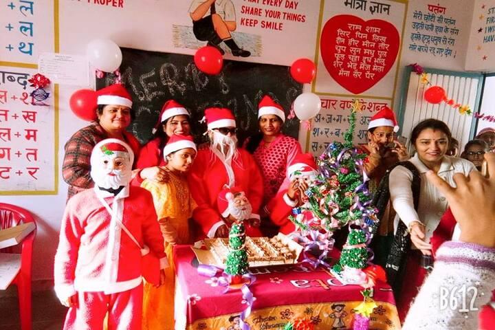 Khalsa Academy Shikshan Samiti-Christmas Celebration