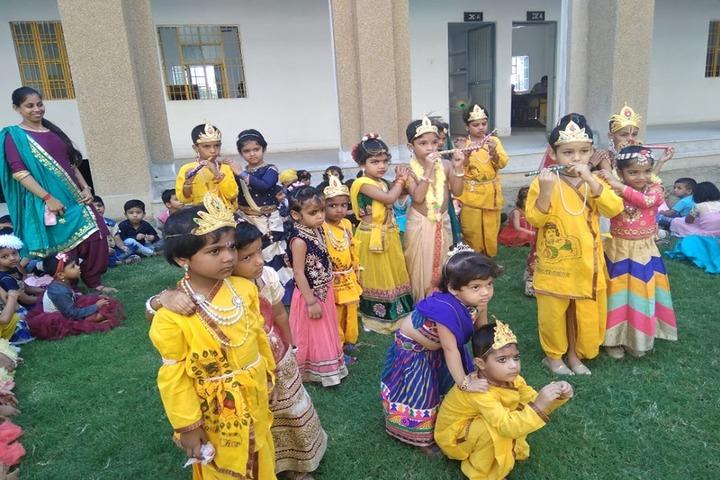 Khalsa Academy Shikshan Samiti-Festival Celebration