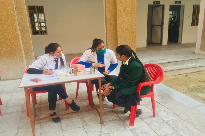 Khalsa Academy Shikshan Samiti-Medical Checkup