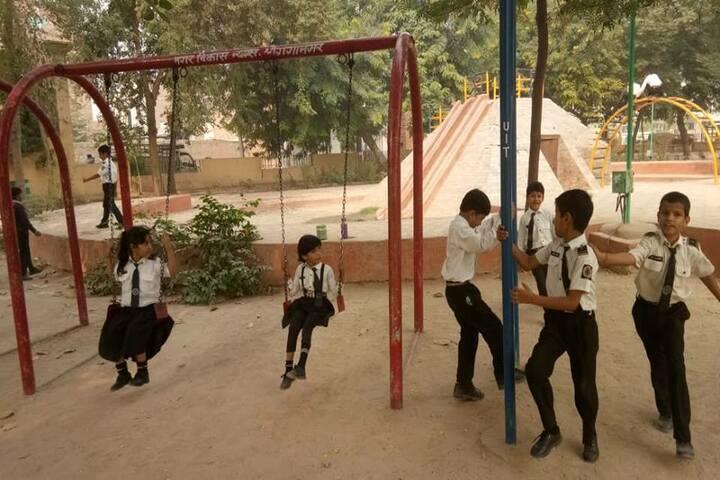 Khalsa Academy Shikshan Samiti-Play Area