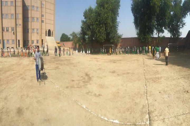 Khalsa Academy Shikshan Samiti-Play Ground