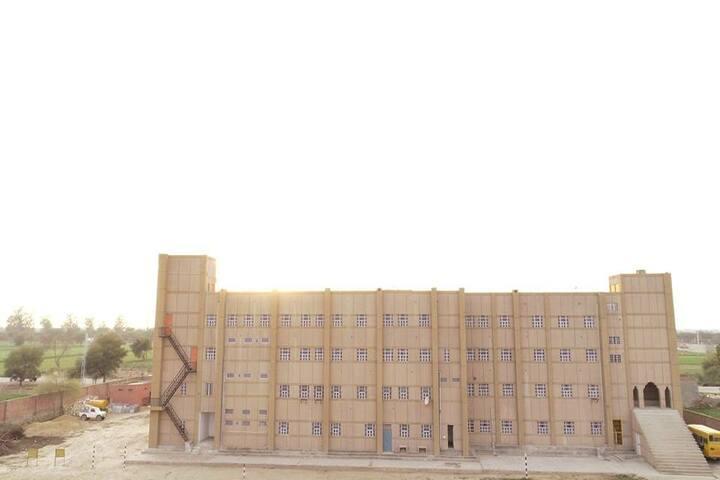 Khalsa Academy Shikshan Samiti-School Building