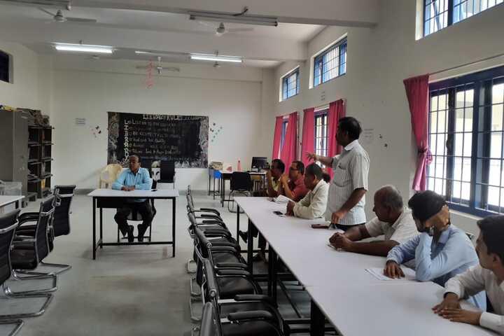 Kendriya Vidyalaya-Meeting