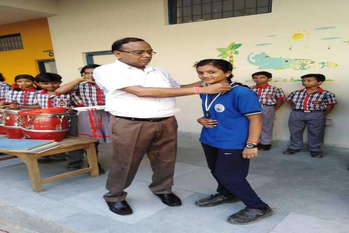 Kendriya Vidyalaya-Prize Distribution