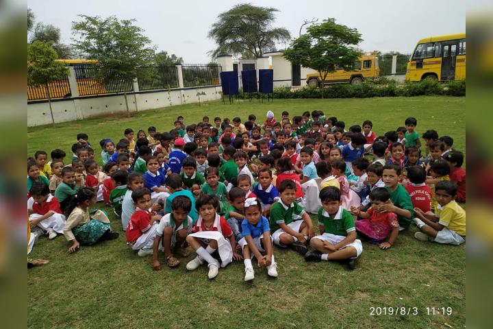 Krishna Public School-School Premises