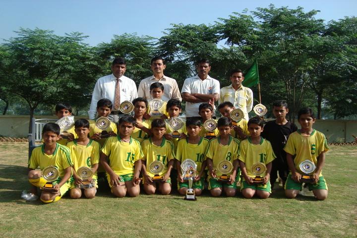 Krishna Public School-Awards
