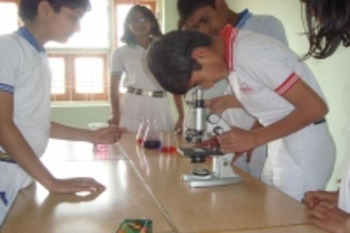 Krishna Public School-Biology Labs