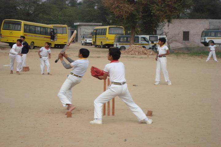Krishna Public School-Play Area