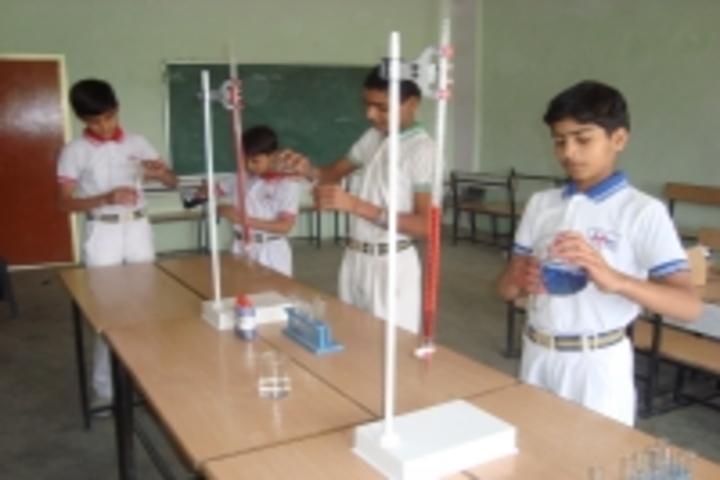 Krishna Public School-Science Labs