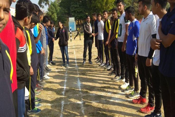 Lady Anusuya Singhania Educational Academy-Sports