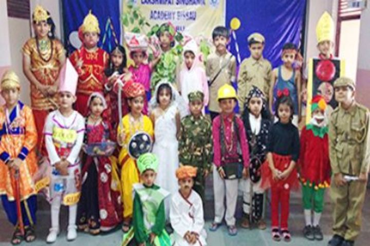 Lakshmipat Singhania Academy-Activities