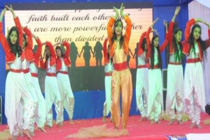Lakshmipat Singhania Academy-Annual Day Celebrations