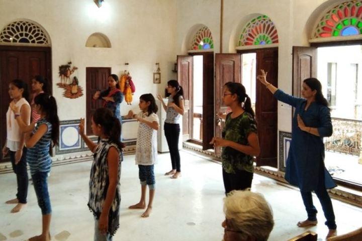 Lakshmipat Singhania Academy-Dance