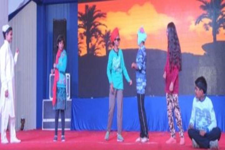 Lakshmipat Singhania Academy-Drama