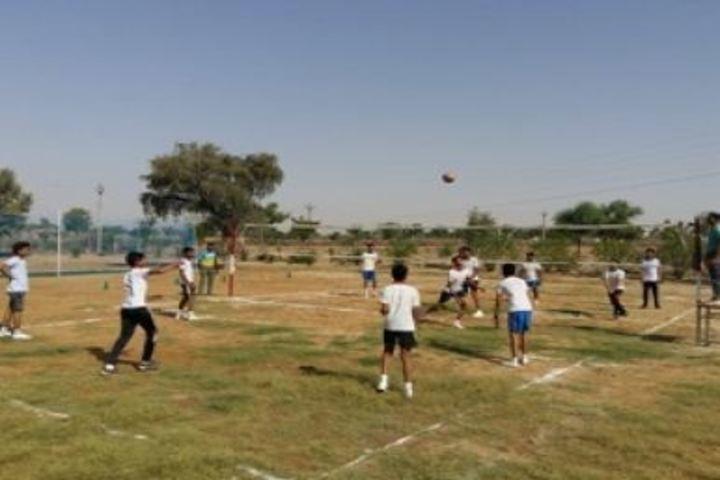 Lakshmipat Singhania Academy-Sports