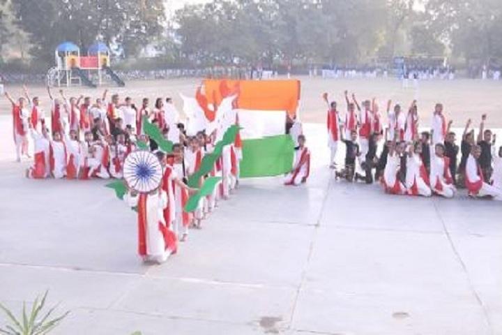 Lakshmipat Singhania School-Republic Day