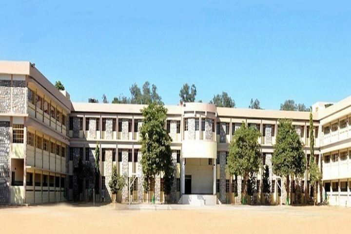 Lakshmipat Singhania School-Campus View