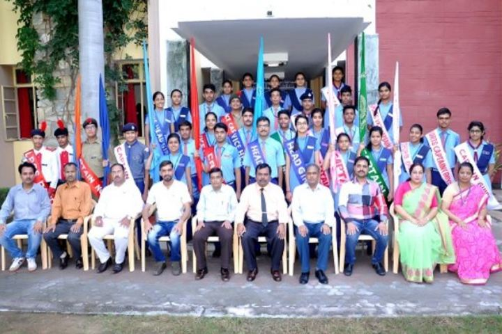 Lakshmipat Singhania School-Champions