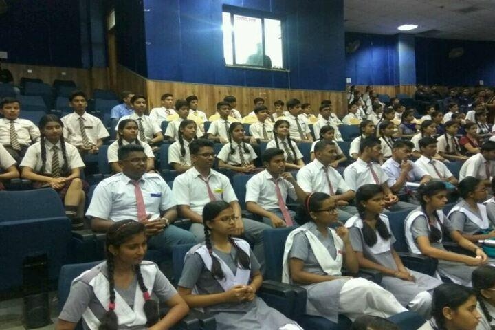 Lal Bahadur Shastri Senior Secondary School-Auditorium