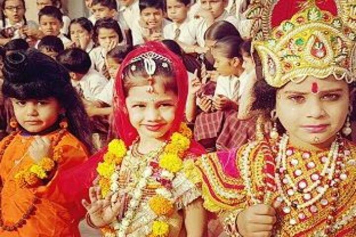 Lal Bahadur Shastri Senior Secondary School-Fancy Dress