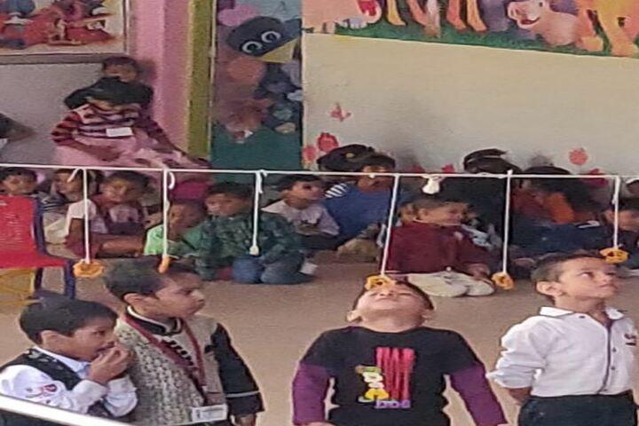Lal Bahadur Shastri Senior Secondary School-Kids Game