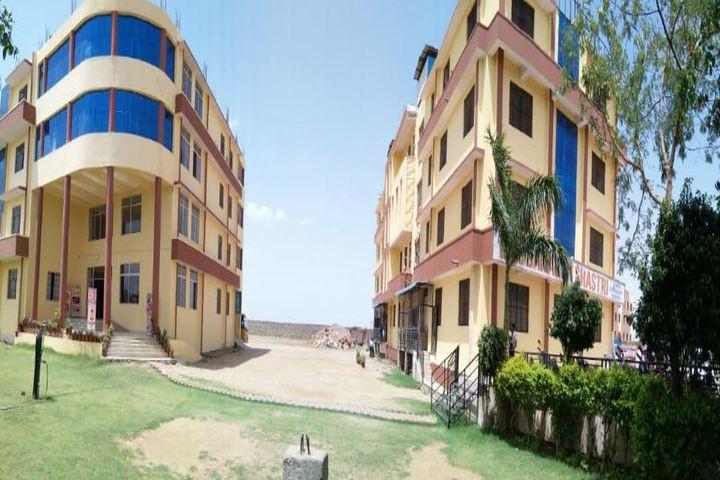 Lal Bahadur Shastri Senior Secondary School-Campus Building