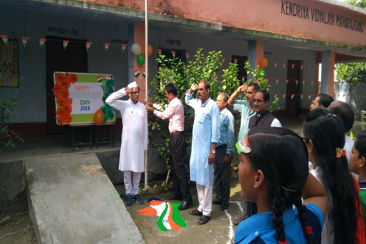 kendriya vidyalaya-Independance Day