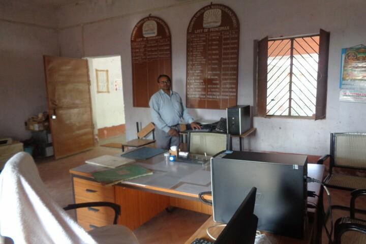 kendriya vidyalaya-Principal Room