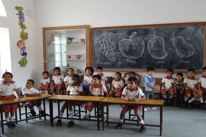 Lawrence And Mayo Public School-Nursery Students