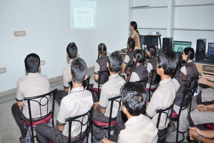 Laxmi Devi Mundra Public School-AV Room