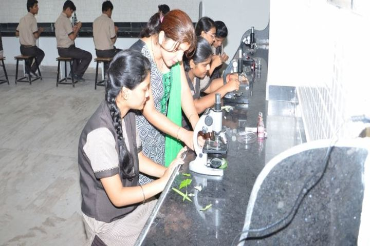 Laxmi Devi Mundra Public School-Biology Lab
