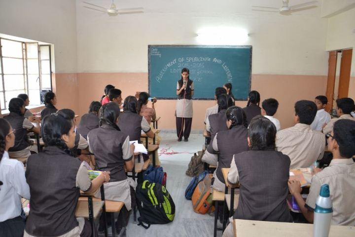 Laxmi Devi Mundra Public School-Classroom