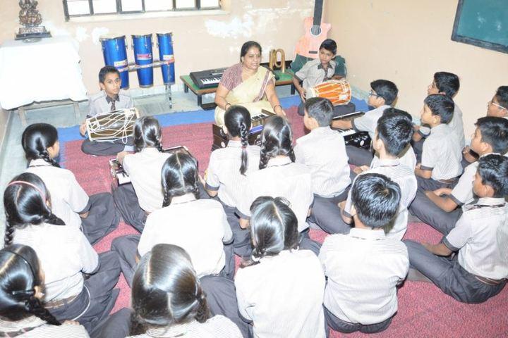 Laxmi Devi Mundra Public School-Music