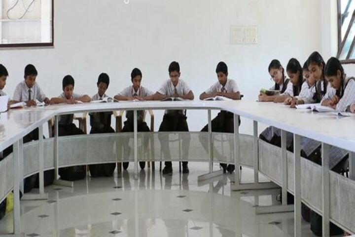 Leo International School-Study Room