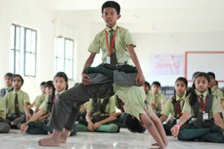Leo International School-Yoga
