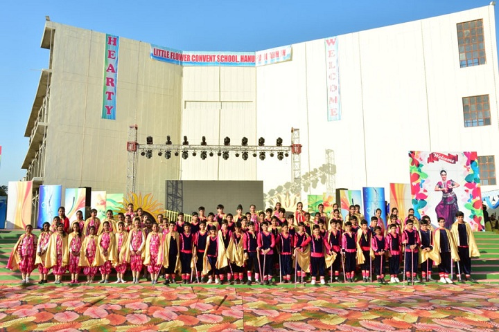 Little Flower Convent School-Annual day celebrations