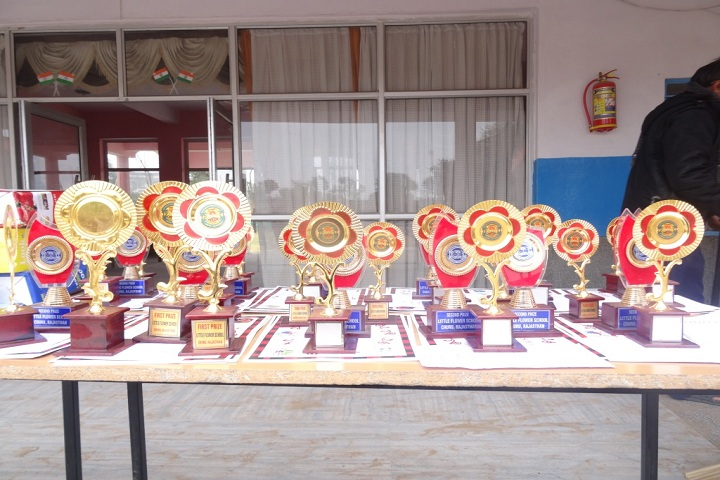 Little Flower School-Prizes