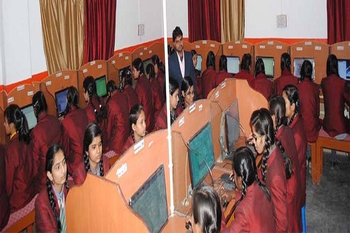 Lord Buddha Public School-Computer Lab